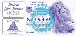 Loteria Transito 2013