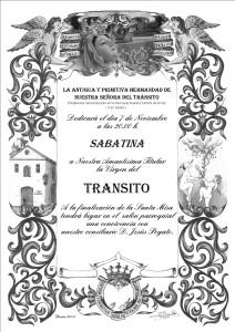 sabatina transito nov15