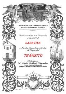 sabatina transito dic15