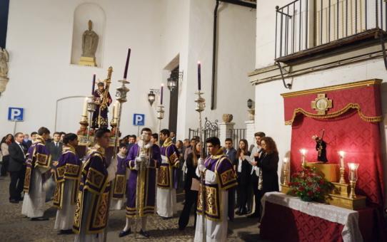 VIA CRUCIS HERMANDAD DE PASIÓN